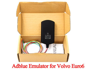 Newest Euro 6 Adblue Emulator with NOx sensor for Volvo Trucks Support DPF System Adblue Emulator Euro6