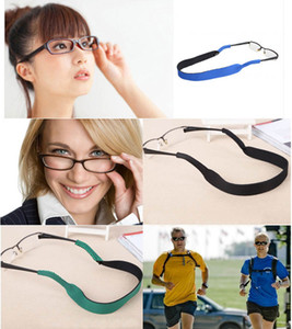 Wholesale New Wide Eyeglasses Strap Eyewear Strap Neoprene Sunglasses Strap Glasses Head Band Glasses Sunglasses Retainer Cord