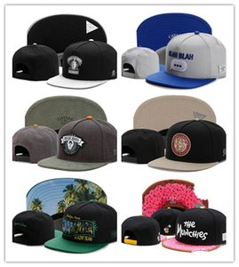 Wholesale Top Sale CAYLER SONS Flagged US Adjustable Snapbacks Baseball Cap Hats Cheap Holy Brooklyn Wild Style caps hat Label Rasta