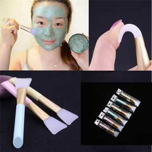 Tamax 2017 New Arrival 1PC Professional Silicone face Facial Face Mask Mud Mixing Skin Care Beauty Brushes Tools 3 Colors