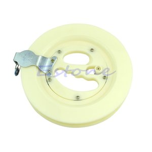 Wholesale New White Pro quot Blank Sturdy Lockable Kite Line String Reel Winder Wheel