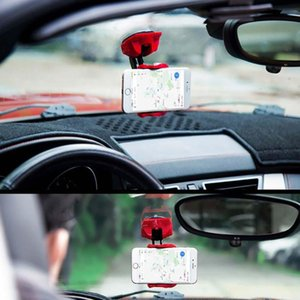 Wholesale ABS Plastic Economic friendly PC Material and Samsung Compatible Brand Universal clip model cell phone car holder Mobile Phone Holder