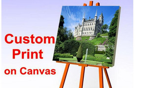 Custom images, oil Painting printing