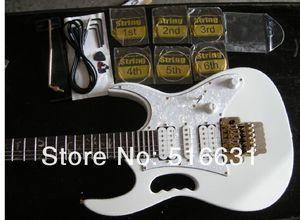 Free shipping IBZ white JEM 7V Steve Vai pickup Electric Guitar