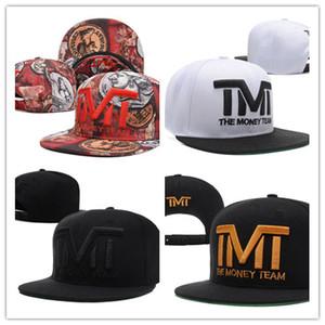 High Quality Mixed Cheap Snapback ball The Money Team Sports Basketball Baseball Cap Adjustable Snapbacks Hip Hop Hats For Men Women