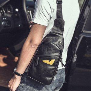 Wholesale Designer Crossbody Bag Little Monster Fanny Pack Waist Bag High Quality Fashion Mens Small Waist Bags Easy To Charge