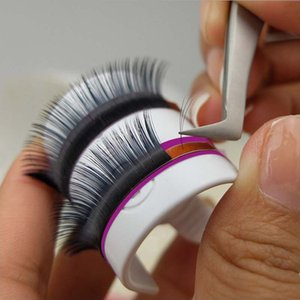 Wholesale OEM Top Quality Cashmere South Korean Silk Individual Eyelashes Extension mm Customize Logo Classic Lashes