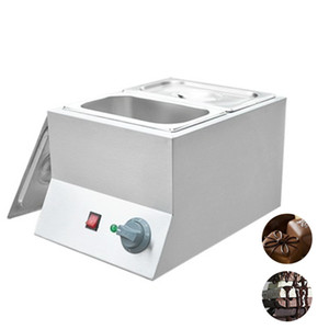 Wholesale pots prices for sale - Group buy Qihang_top high quality melted chocolate machine electric chocolate warmer price commercial chocolate melting pot for sale