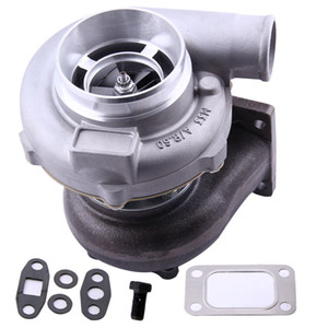 Wholesale GT30 GT3037 GT3076 T3 Flange L L Water Turbo Turbocharger cyl for Audi VW Opel T3 A R A R GT30 Balanced