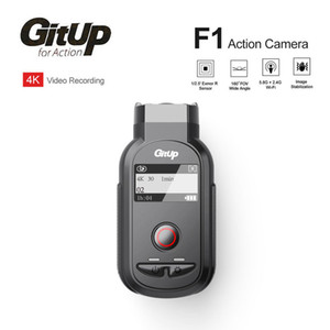 Wholesale New GitUp F1 WiFi K x2160p Sport Action Camera Video Dash Cam Ultra HD Time Lapse Outdoor Cycling Camcorder Loop Recorder