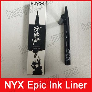 NYX Epic Ink Liner nyx Black Eyeliner Pencil Headed Makeup Liquid Black Color Eye Liner Waterproof Cosmetics Long Lasting 3001298