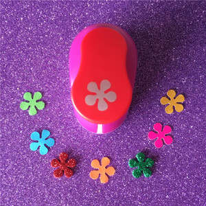 Wholesale shaping craft foam for sale - Group buy Petal shape quot cm paper EVA foam hole punches greeting card handmade Flowers craft punch cortador de papel de scrapbooking