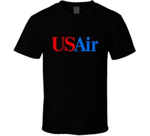 Wholesale US AIR T SHIRT US AIRLINES USA AIRLINES SERVICES MAIL ARMY NAVY AIRFORCE USMC
