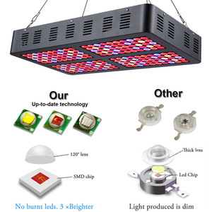 LED Grow Light 1000W 600W Full Spectrum Grow Lights for Indoor Plants,Vegetables,Greenhouse Hydroponic Growing Lamp
