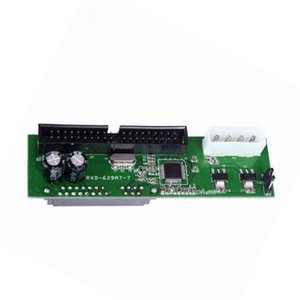 Wholesale PATA CD DVD SATA To IDE Hard Drive Interface Adapter Inch HDD Parallel To Serial ATA Converter QJY99