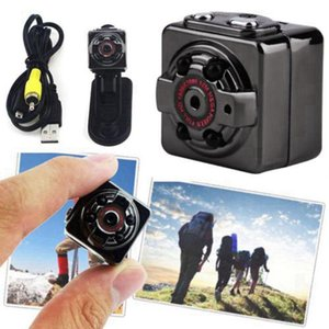 Wholesale SQ8 Small Mini Camera Full HD P P Infrared Night Vision Sport DV Voice Video Recorder Camcorder Best Quality Action Cameras