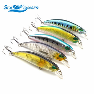 topwater Wobbler japan Mini Fishing Crankbait lureNEW5pcs 5 colors 6.5cm 4g Swim Fish Fishing Lure Artificial Hard Crank Bait