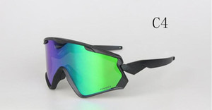 2018 New WIND JACKET 2.0 PRIZM SNOW GOGGLE Eyeglasses 7072 Cycling Sun Glasses High Quality Brand Designer sunglasses unisex Sunglasses
