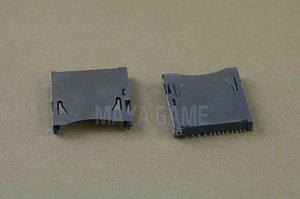 Wholesale Original used SD card slot socket for wii u WIIU console repair parts