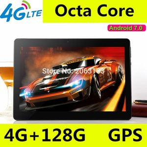 Wholesale Free Inch tablets G G Lte Android Phablet Tablets PC Tab Pad quot IPS MTK Octa Core GB RAM GB ROM WIFI Bluetooth GPS
