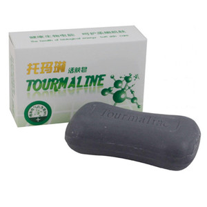 Tourmaline Soap Special Offer Personal Care Soap Face & Body Beauty Healthy Care 100g