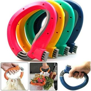 Wholesale hot sale Trip Grip Bag Holder Easy Carrier Handles Useful Grocery Shopping Bag handles Cuisine Kitchen tools