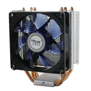 9cm Super Silent Fan Copper-Aluminum Combination PC Computer CPU Cooling Fan Cooler High Quality Free Shipping