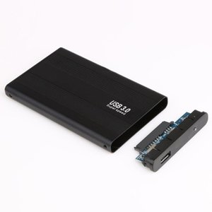 2.5 Inch HDD Case Sata to USB 3.0 Hard Drive Disk SATA External Storage HDD Enclosure Box with USB Cable HDD Hard Drive Box