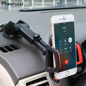 Wholesale Car Phone Holder Gps Accessories Suction Cup Auto Dashboard Windshield Mobile Cell Phone Retractable Mount Stand