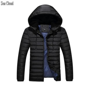 Wholesale Sea Cloud plus size xl xl big men s down jacket extra large thickening cotton padded jacket winter coat kg