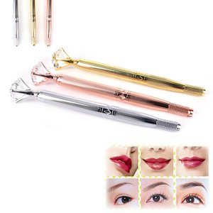 Manual Crystal Eyebrow Tattoo Pen Permanent Makeup Pen Machine Microblade Pen For Lip And Eyebrow Tattoo Equipment
