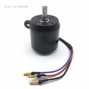 Wholesale 6374 Brushless Motor With Hall Sensor W Electric Off Road Skateboard Engine M10 Motor Shaft V High Speed Electric Motor