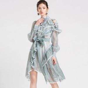 e4e735209bdef Ruffled Runway Dresses   Dresses - DHgate.com