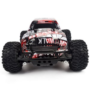 Wholesale Eco Friendly New Rc Car High Speed Suv Rock Rover Double Motors Big Foot Cars Remote Control Radio Controlled Off Road Car Toys