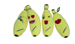 Wholesale Fruit banana doll plush toy funny creative doll wedding grab machine doll manufacturers hot sell new year gift
