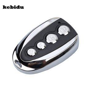 Wholesale kebidu MHz Mini Auto Copy Universal Remote Control Wireless Copy Controller Button Duplicator Cloning Car Key Gate Keys