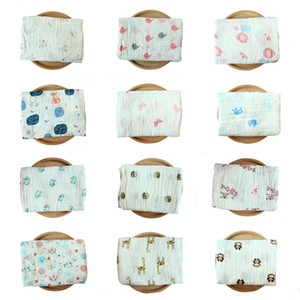 Wholesale babies blankets resale online - 110 Styles Infant muslin blanket INS baby swaddle wrap blanket towelling baby spring summer Swaddlin unicorn flamingo animal cm C4833
