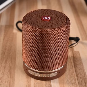 Wholesale Landyard Portable Mini Speaker Bluetooth Wireless Speakers Handsfree for iPhone XS X LG Huawei Xiaomi LG Phone Call Computer MP3 Player