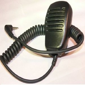 Wholesale MH PTT Speaker Microphone for Yaesu Radio mh Walkie Talkie Parts Two Way Radio Accessories Shoulder cb speaker MIC