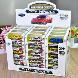 Wholesale Children 's toys new alloy cars alloy car models toy stalls selling alloy cars