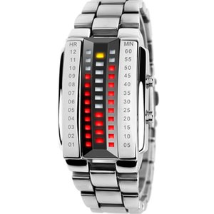 Wholesale SKMEI Rectangle Sport Digital Watch Men Women Unique Design LED Electronic Wristwatch Ladies Top Luruxy Brand Relogio Masculino