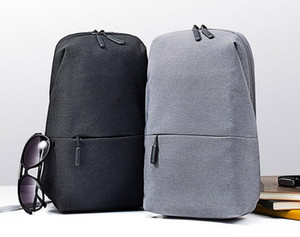 Xiaomi Mi Backpack Urban Leisure Chest Pack Bag Small Size Shoulder Type Unisex Rucksack For Men Women