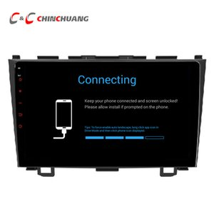 Wholesale Updated T8 Octa core Android Car DVD Player for Honda CRV CR V With GPS Radio BT Wifi G DVR G RAM