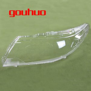 Wholesale headlamps cover headlights shell transparent lampshades lamp shell masks transparent glass for Honda City