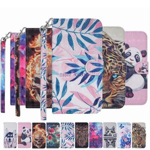 Wholesale Flip case for Huawei P8 Lite pra l31 lx1 pralx1 pralx1 PRA LX3 PRA L31 PRA LX1 LA1 phone Bag soft case phone leather cover