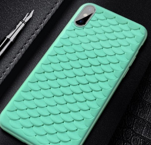 Wholesale Cell phone case Soft TPU Silicone Gel Cover Phone Case For iPhone plus x xr