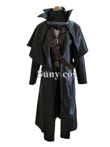 Bloodborne The Old Hunters Cosplay Costume Halloween