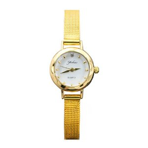 Wholesale Women S Bracelet Watch Luxury Local Gold Watch Small And Exquisite Quartz Small Dial Thin Band Fashion Big