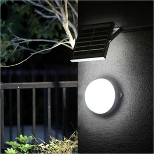 Wholesale Solar LED Light Ceiling lamp Wall lamp Solar Lights Solar Road Panel Remote Control lighting Outdoor Outdoor Balcony Garden Wall Lights