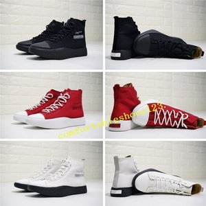 Wholesale new FW18 High Quality Y Bashyo Trainer Sneakers For Men Women All Black White Red Trainer Shoes Y3 Sneakers Shoes